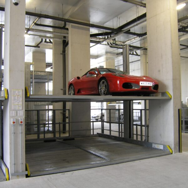Parklift 413 Double